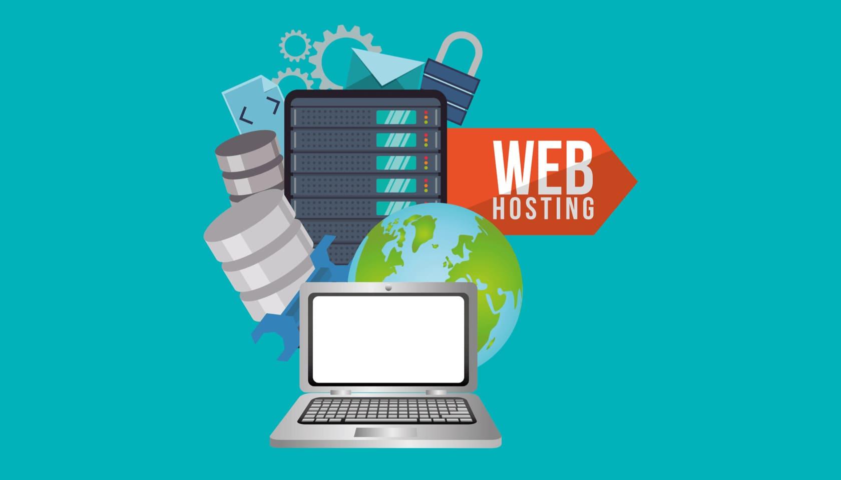 donde alojar una web